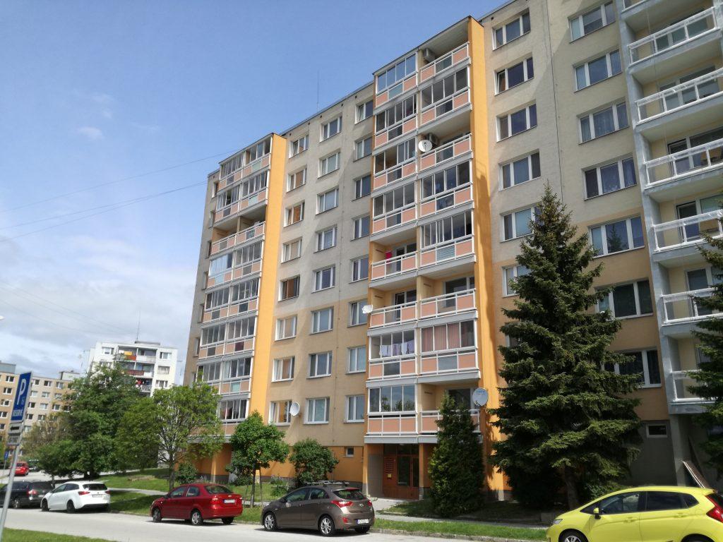 BD Fábryho 38,40 Košice