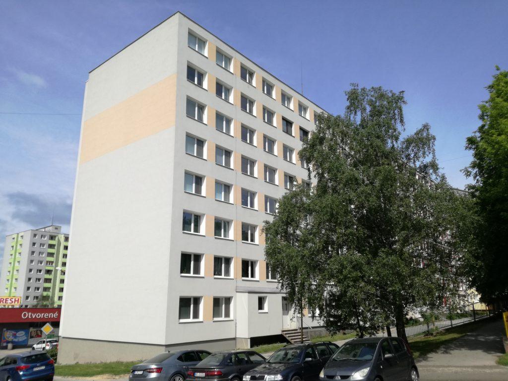 BD Lidické námestie 2,4 Košice