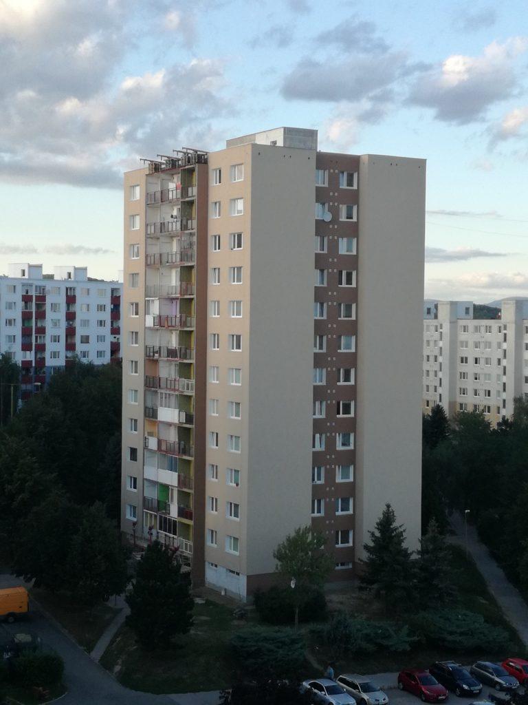 BD Zombova 45 Košice